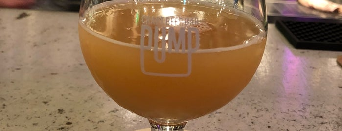 PUMP craft beer bar is one of ビアパブ(都内).