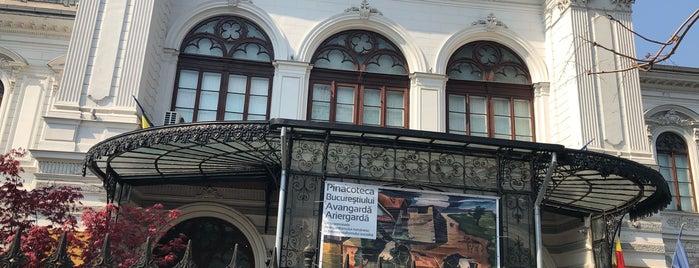 Muzeul Municipiului București is one of Best of Bucharest.