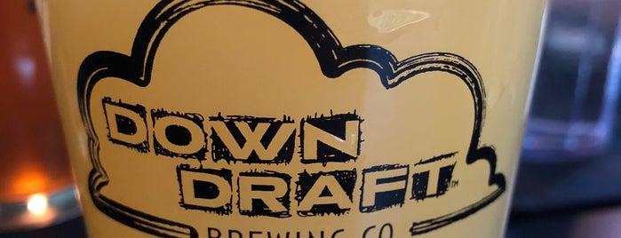 Downdraft Brewing Co. is one of Locais curtidos por Ry.