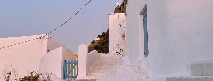 Πάνω Χώρα Σερίφου is one of Serifos, Greece.