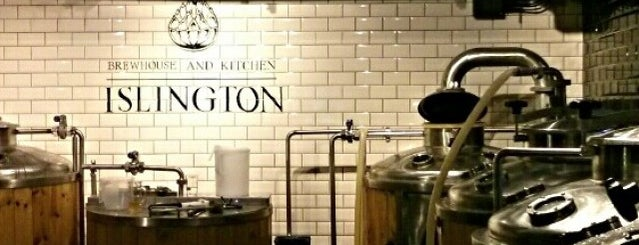Brewhouse & Kitchen is one of Best of London.