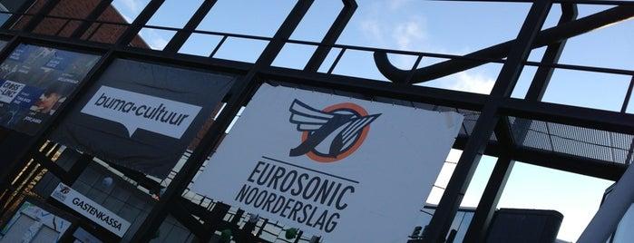 De Oosterpoort is one of Groningen.