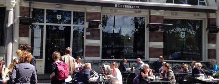 De Ysbreeker is one of Hello, Amsterdam.