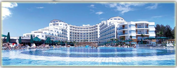 Sealight Resort Hotel is one of Lugares favoritos de Ahmet.