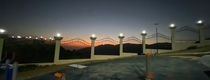Prince Hussam Park is one of Abha.
