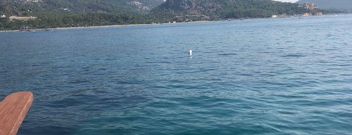 Baba Adası is one of Plaj ve Koylar.
