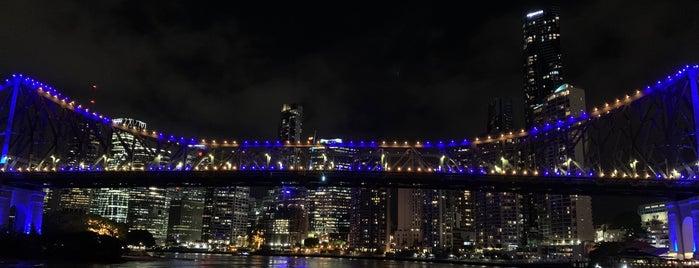 Howard Smith Wharves is one of Brisbane Recs.