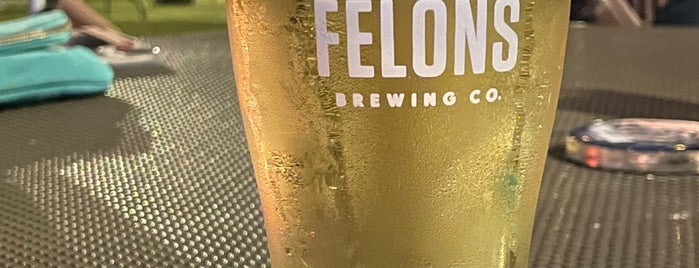 Felons Brewing Co. is one of Brisbane.