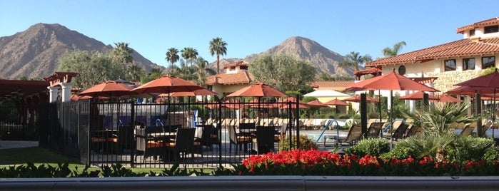 The Grove Artisan Kitchen (at Miramonte Resort) is one of Palm Springs.
