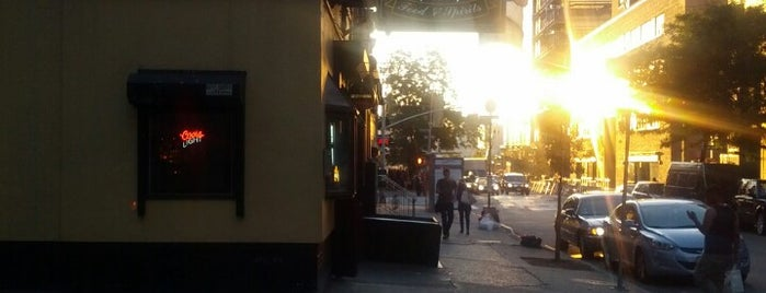 The Emerald Pub is one of Best NYC Happy Hours.