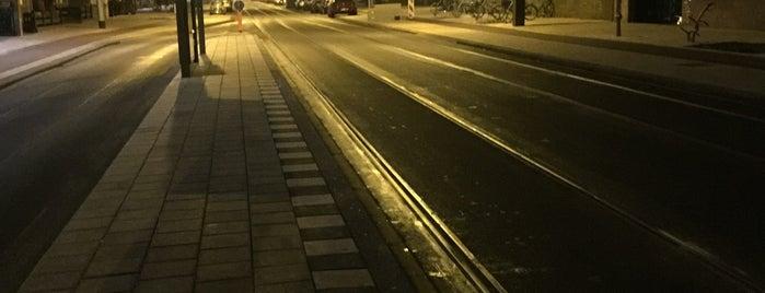 Tramhalte Emmastraat is one of Alle tramhaltes van Amsterdam.