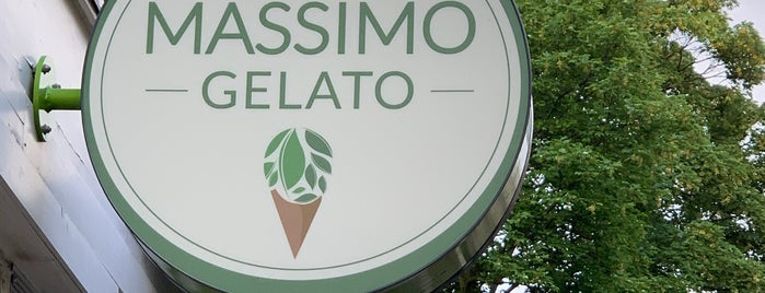 Massimo IJsfabriek - Koffieproeverij is one of Rob : понравившиеся места.