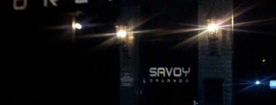 Savoy Orlando is one of Nickさんのお気に入りスポット.