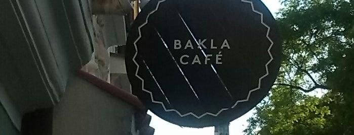 Bakla café is one of Kde si pochutnáte na kávě doubleshot?.