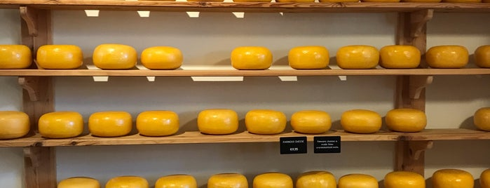Cheese & More - Henri Willig is one of Lieux qui ont plu à Alan.