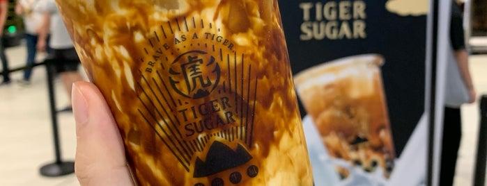 Tiger Sugar is one of Lieux qui ont plu à Afil.