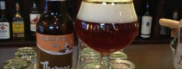 Monks American Bar is one of Posti che sono piaciuti a Yonatan.