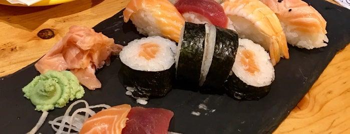 Koi Sushi Bar is one of Lieux qui ont plu à Iraklis.