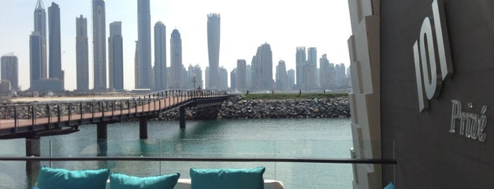 101 Restaurant & Bar is one of Dubai's very best Places = P.Favs.