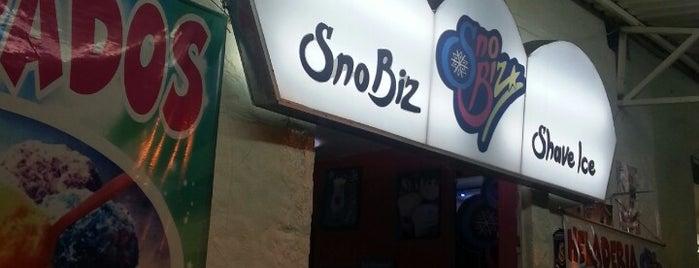 Snobiz is one of Lugares favoritos de Pablo.