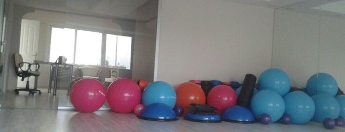Flex Pilates & Body Concept is one of Emine 님이 좋아한 장소.