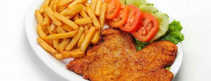 Rico's Chicken is one of Gespeicherte Orte von K..