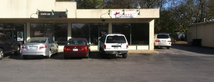 Oscar's Taco Shop is one of Nashville Eats.