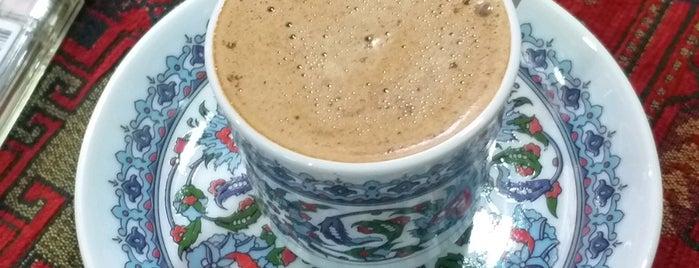 Közde Kahve is one of Locais curtidos por Hikmet.