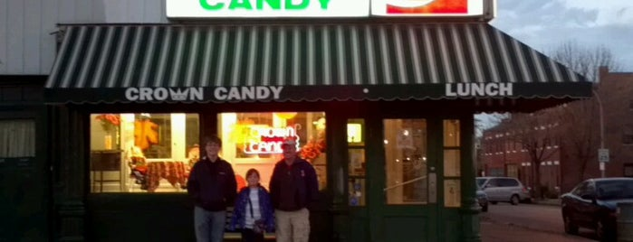 Crown Candy Kitchen is one of Route 66 Roadtrip.
