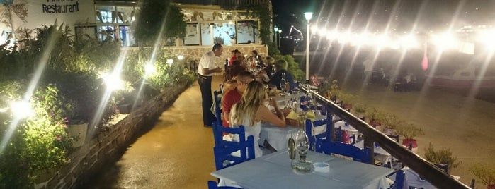 Yiannis Restaurant is one of Greece.