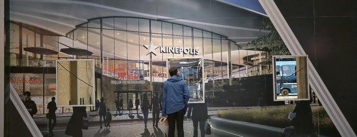 Westfield Mall Of The Netherlands is one of In Development.