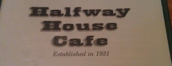 Halfway House Cafe is one of Old Los Angeles Restaurants Part 1.