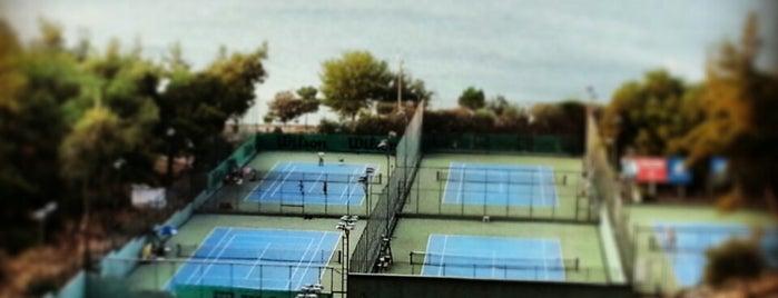 Adana Tenis Dağ ve Su Sporları Kulübü is one of Daily Trip.