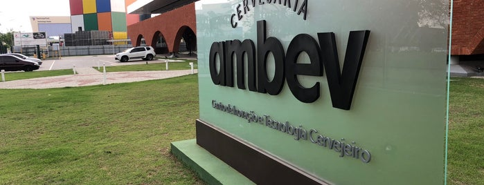 AmBev Centro de Inovações e Tecnologia is one of UFRJ.