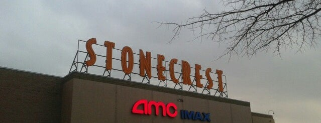 AMC Stonecrest 16 is one of Movie Theaters.