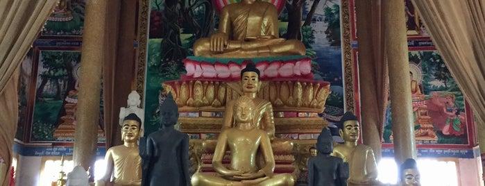 Wat Kesararam is one of สถานที่ที่ Kevin ถูกใจ.