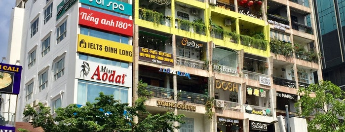 The Cafe Apartments is one of Ho Chi Minh.