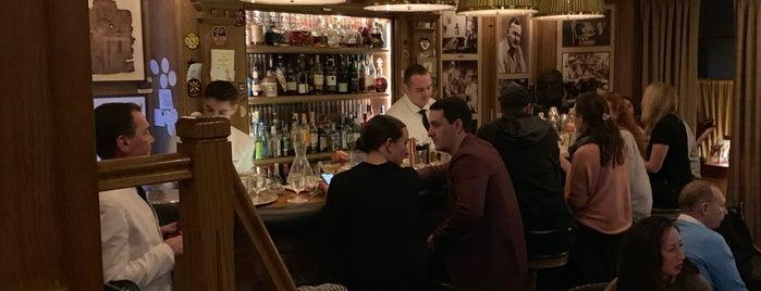 Bar Hemingway is one of Fave Paris spots.