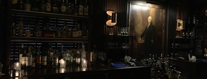 The George Washington Bar is one of Bars to check out.