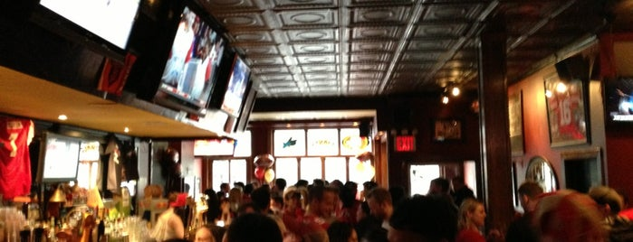 Finnerty's is one of NYC Bars.