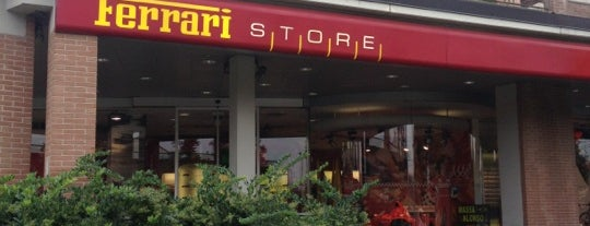 Ferrari Store is one of Modena.