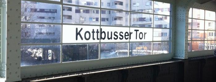 U Kottbusser Tor is one of X-Berg für Fortgeschrittene.