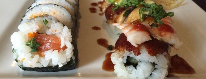 Kang's Sushi Bar and Bistro is one of Good Food OKC.