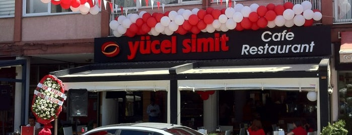 Yücel Simit is one of Tempat yang Disukai Mujdat.