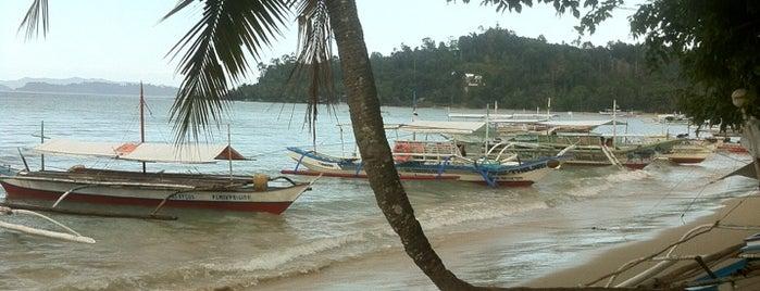 Port Barton, Palawan is one of Filipinler-Manila ve Palawan Gezilecek Yerler.