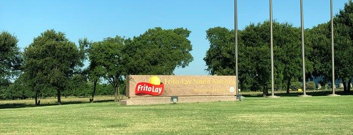 Frito-Lay is one of สถานที่ที่ Werner ถูกใจ.