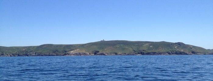 Illa de Ons | Parque Nacional Marítimo-Terrestre das Illas Atlánticas de Galicia is one of To do's Sanxenxo.