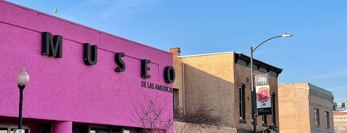 Museo De Las Americas is one of Denver.