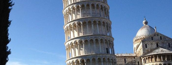 Torre di Pisa is one of Eurotrip.