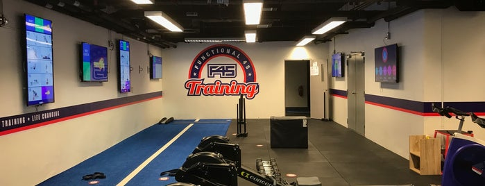 F45 Training is one of Lieux qui ont plu à Oo.
